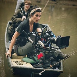 Lost Bayou Director of Photography Natalie Kingston